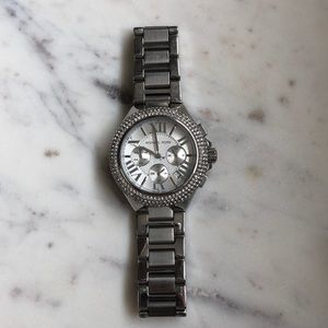 Michael Kors watch in silver